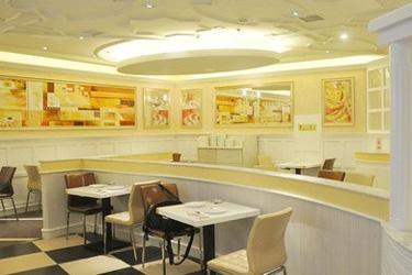 250平米快餐廳設計圖